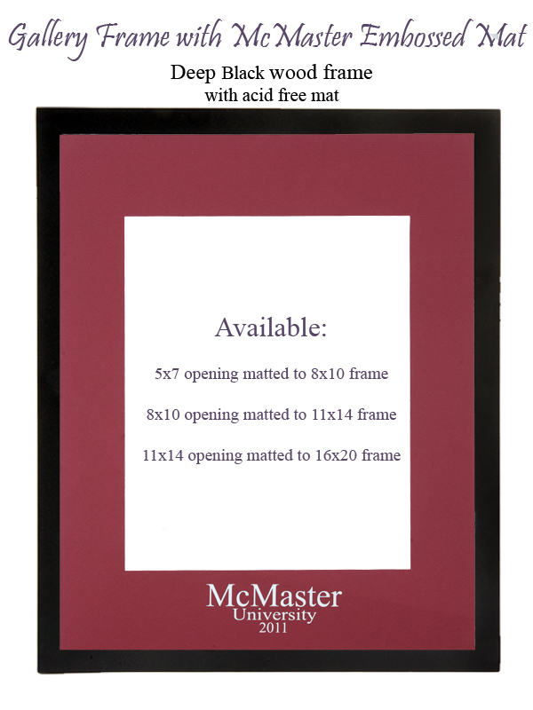 Mcmaster Embossed Mat And Frame Storenewparamountcom