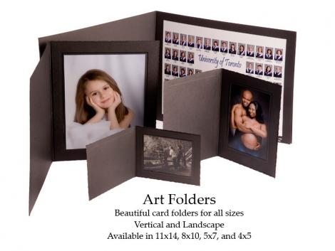 Art Folders: 4x5 Art folder Portrait